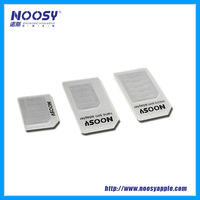 OEM is welcome !dual nano sim to normal sim adapter for all phones