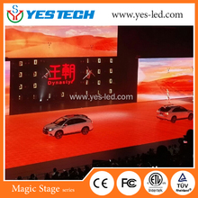 safety bearing reach 800kg/0.03m2 smd led display p4.81 outdoor