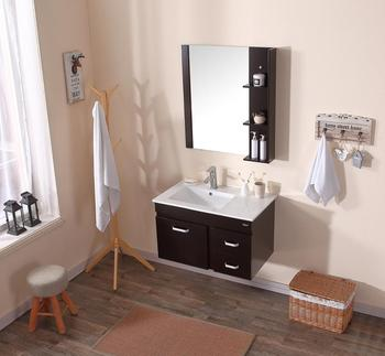 Europaischen Stil Sanitarkeramik Handwasche Wand Pvc Gespiegelt Bad