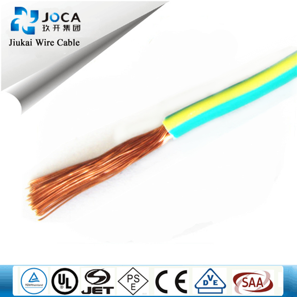 China Insulation Earth Wire Wholesale Alibaba Electrical Wirepvc Coated Electric Copper Wire7 Stranded
