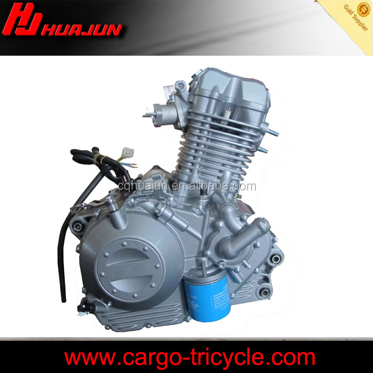 Chongqing famous brand engine for tricycle and atv 400cc motor