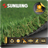 PPE material 40mm outdoor artificial lawn grass turf carpet