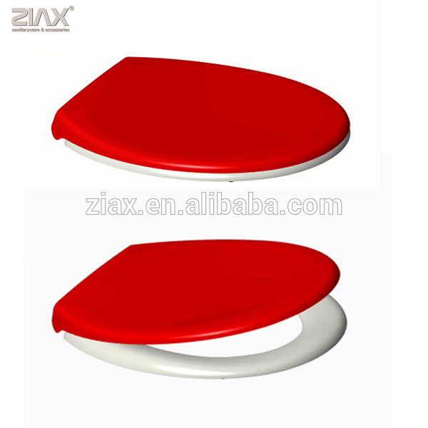 Colourful Beautiful Toilet Seats Cover Toilet Seat Bumpers