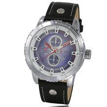 Мужские часы от топ бренда, Роскошные Кварцевые часы CURREN, модные повседневные деловые часы, мужские наручные часы, кварцевые часы, мужские ч...(Китай)