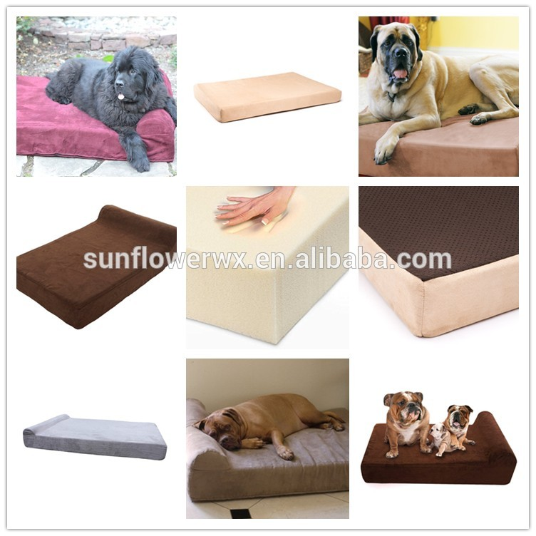 Memory Foam Dog Bed soft pet bed luxury pet beds