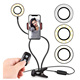 Amazon Best Sellers Led Flash Mobile Phone Selfie Ring Light, Led Selfie Ring Light For Mobile Phone