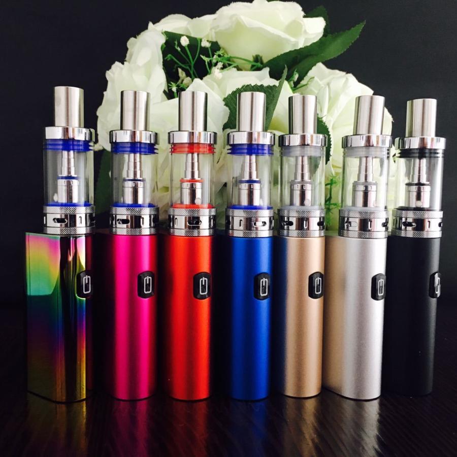 Lite 40W Ecig Electronic Vape E Pen Cigarettes 2200mAh Vapor