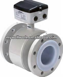 Hygienic and flexible SITRANS F M MAG 1100 F flowmeter/price electromagnetic flowmeter