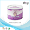 Ladies SPA Beauty Products 400ml Wholesale Lavender Canned Depilatory Wax
