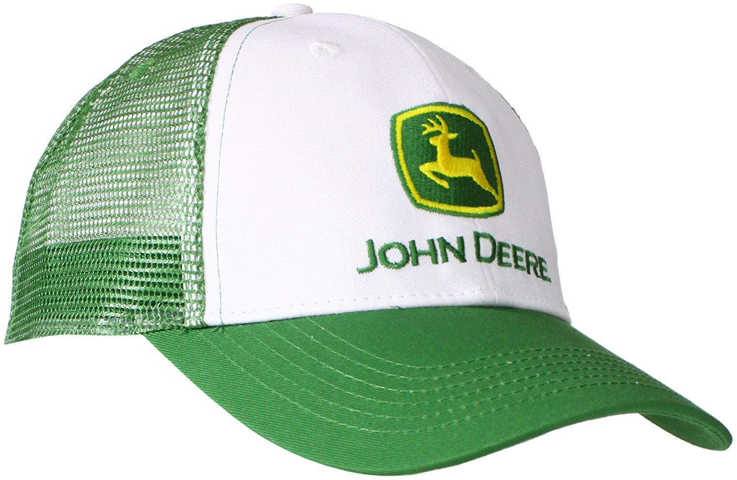 Buy John Deere Mens Logo Mesh Back Core Baseball Cap in Cheap Price ... f936584b06fb