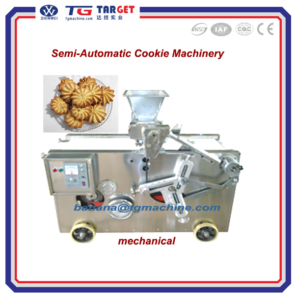 Semi-automatic Cookie production line
