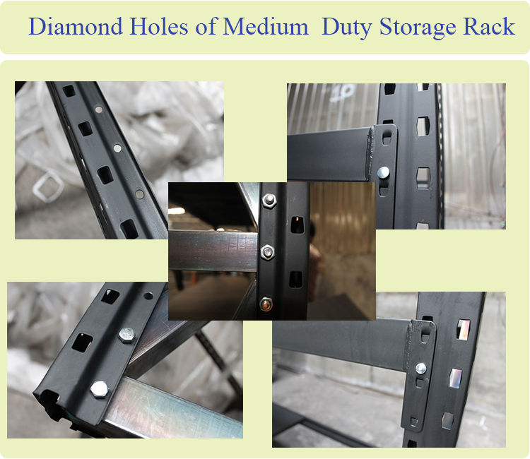 Useful Easily installed Gold Supplier Warehousing Storage Rack and Storage Shelf
