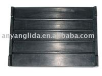 High quality rubber tie plate/rail road parts/professional rail manufacturer