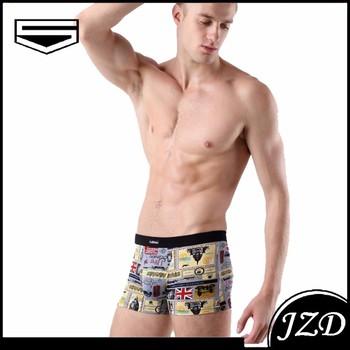 Mature men in underwear