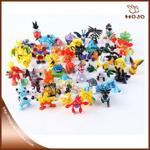 Hot sale cheap and good quanlity pokemon go pokeball toys mixed toys 144pcs