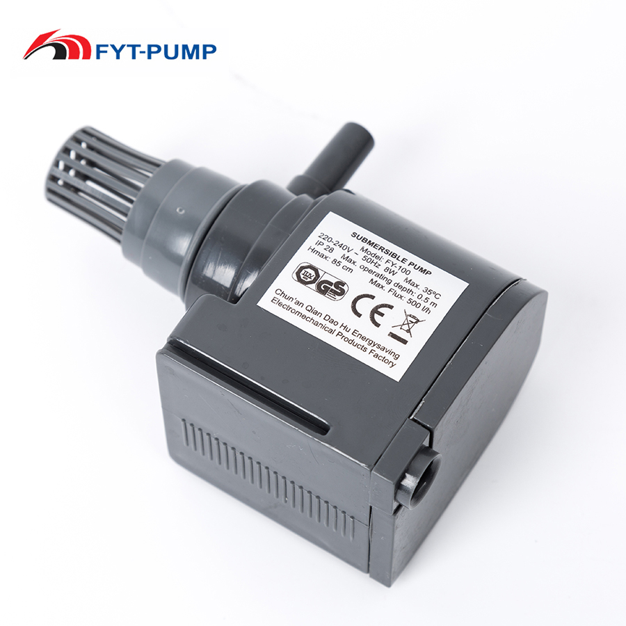CE centrifugal best price micro submersible flushing 220v mini water pump