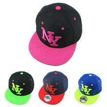 2016 Children NY Letter Baseball Cap Cayler Sons Bones Snapback Hip Hop Fashion Flat Hat for