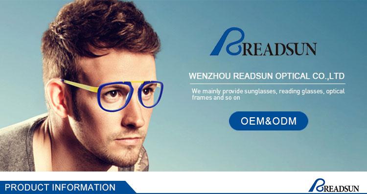 2019 Fashion glasses 스펙터클 광 눈 (gorilla glass) 프레임 아세테이트 안경 광 frame