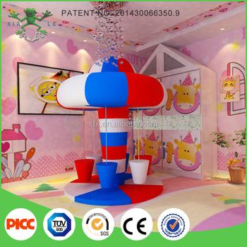 Kids Indoor Merry Go Round Playground Equipment For Sale