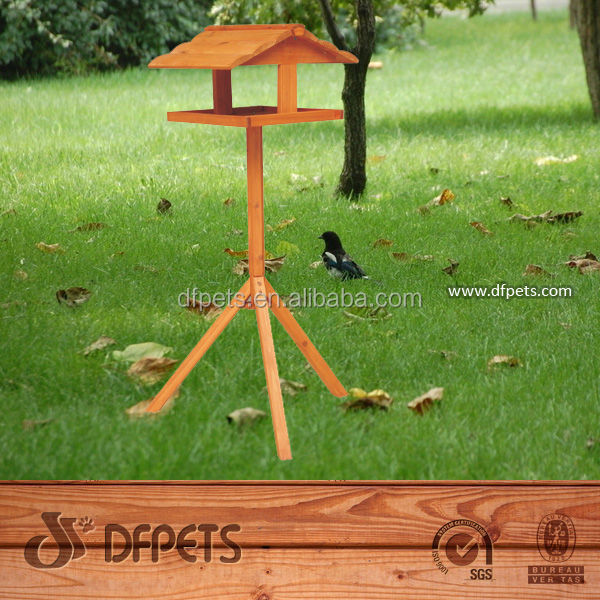 dfpets china herstellung wei er holz dekorative vogelk fig k fig halterung und haus f r. Black Bedroom Furniture Sets. Home Design Ideas