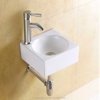 Children Bathroom Small Size Wall Hung Sink