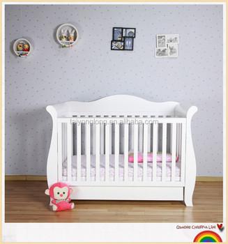 wholesale popular baby cots designs unique baby cribswooden baby bed