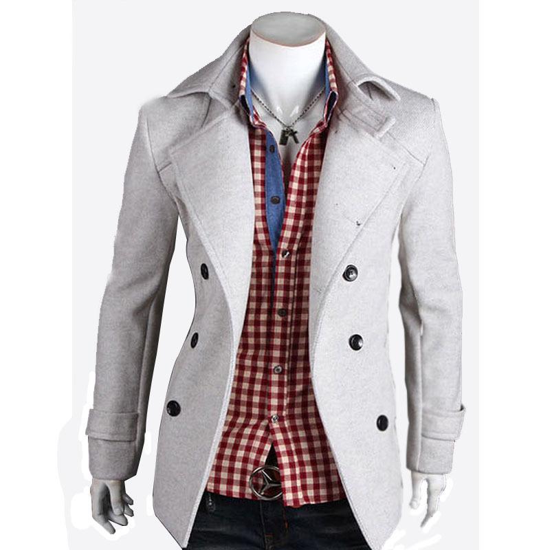 Buy 2015 Men stylish Winter Mens Jackets And Coats Mens Double ...