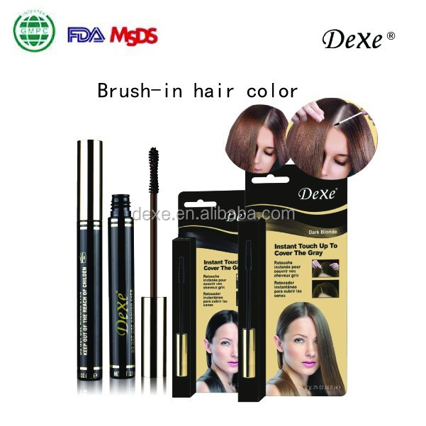 Cover The Gray Hair Root Touch Up Color Stick Hair Root Cove The
