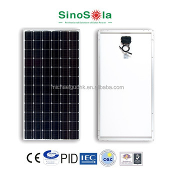 10years Experiences Solar Panels Manufacturer Many Sizes