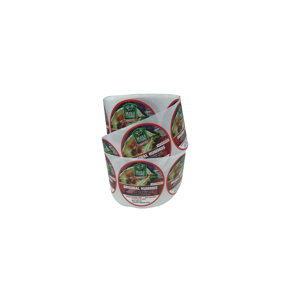 Printing Custom Adhesive Logo Food Packaging Sticker Label,Pizza Box Labels.