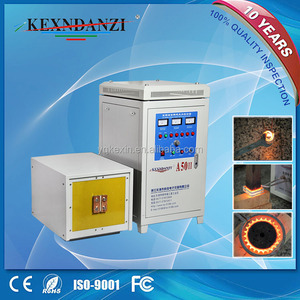 free shipping 18-260 kw high frequency induction iron melting furnace/heater for cutts
