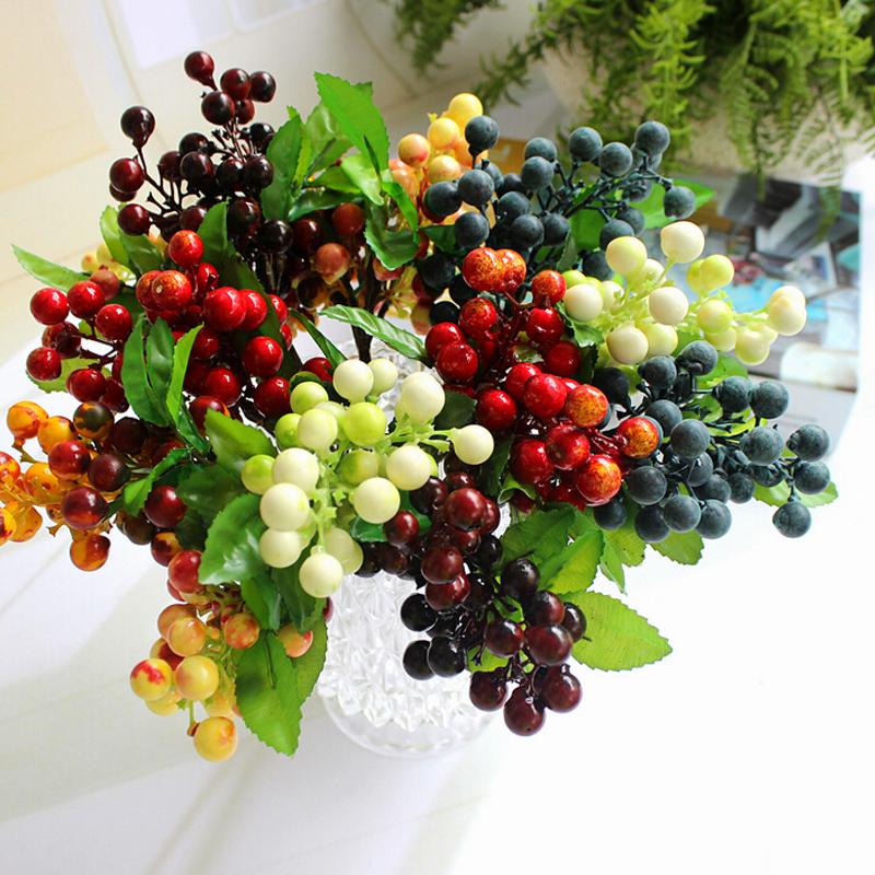 Online Get Cheap Silk Flower Centerpieces Aliexpress Com