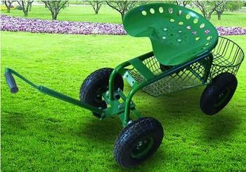 Gardening Rolling Work Seat