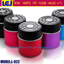 2015 latest products mini speaker computer