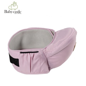 0-36 months 600d oem and oem infant carrier waist stool baby carrier with bag
