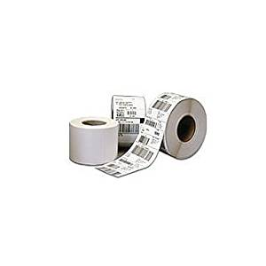 "CognitiveTPG Direct Thermal Tags (7.5 mil, 2.4""x 1"" Dt 7.5 Mil Paper Tag Perf, Hang Hole, Sensor Mark, 1,500 Tags/Roll, 12 Rolls/Case 03-02-1639"