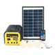 Portable Solar Energy Home Mini Power Lighting Generator Kits
