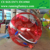 in a ball on water, ball roller game, hamster ball buy WB160