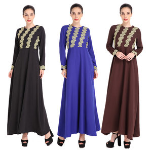 New arrival kaftan/ DUBAI FANCY KAFTAN abaya Ladies Wholesale Maxi Muslim Dress