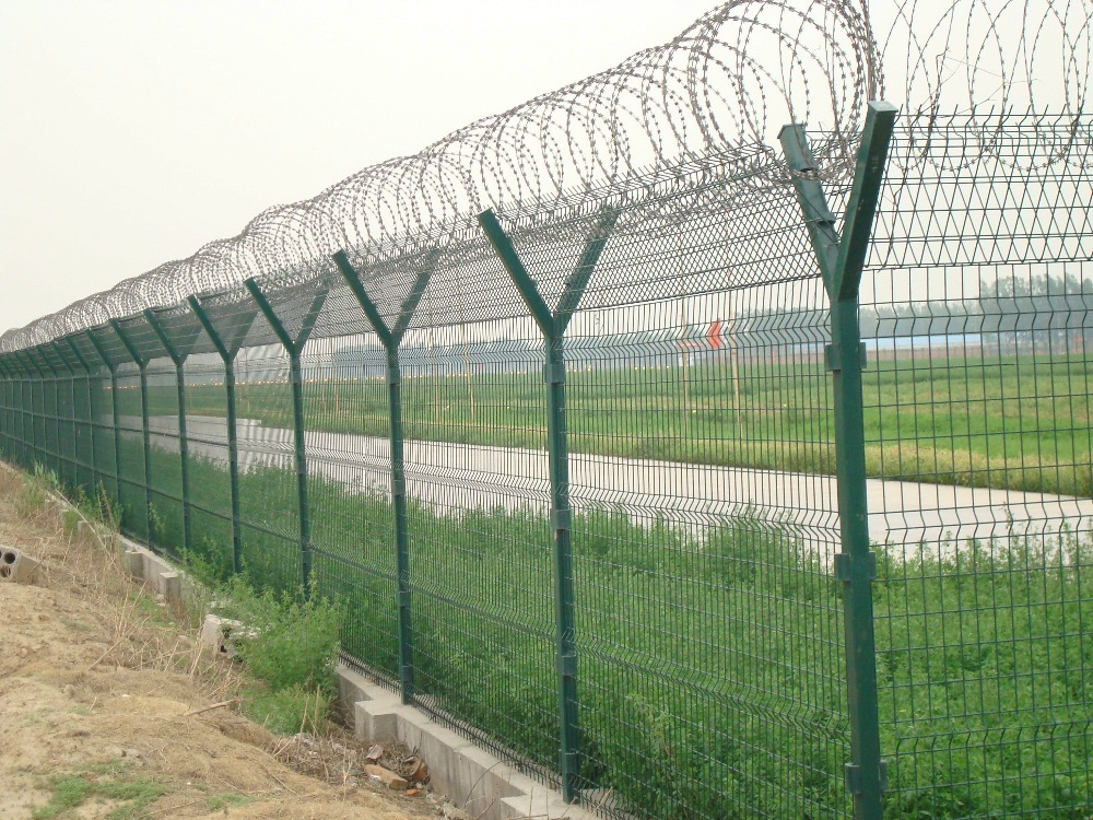 Generous Double Loop Wire Fence Images Electrical Circuit Diagram