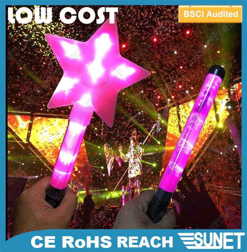SUNJET event party decoration electronic light stick party