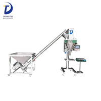 Semi Automatic Micro Dosing / Powder Filling Machine / Auger Filler and Weigher / Screw Conveyor