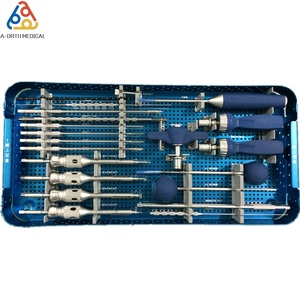 Spine Orthopedic Pedicle Screw Instrument Set