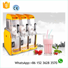 Snow Melting Ice Smoothies Granita Slush Machine for Sale with CE ETL ROHS