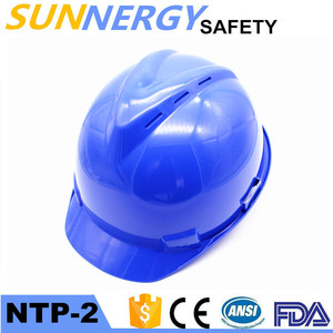 ANSI Rated Hard Hats with Ear Muff and Other Personal Protective Equipment