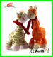 China Factory Cute Standing Giraffe Soft Plush Toys Latest Stuffed Giraffe Plush Toy