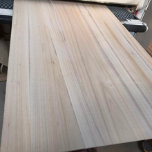 FSC paulownia soft white wood
