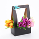 Florist Portable 2017 New Style Paper Customized High Quality Flower Packaging Box