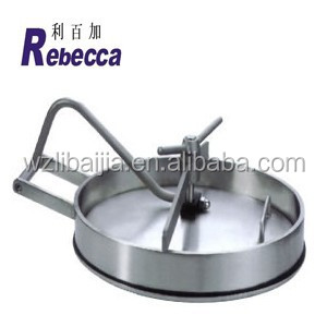 Hot Sales Food Grade Stainless Steel SS316 Sanitary Elliptical Manways