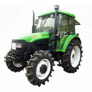 China 4wd used compact farm tractors for sale